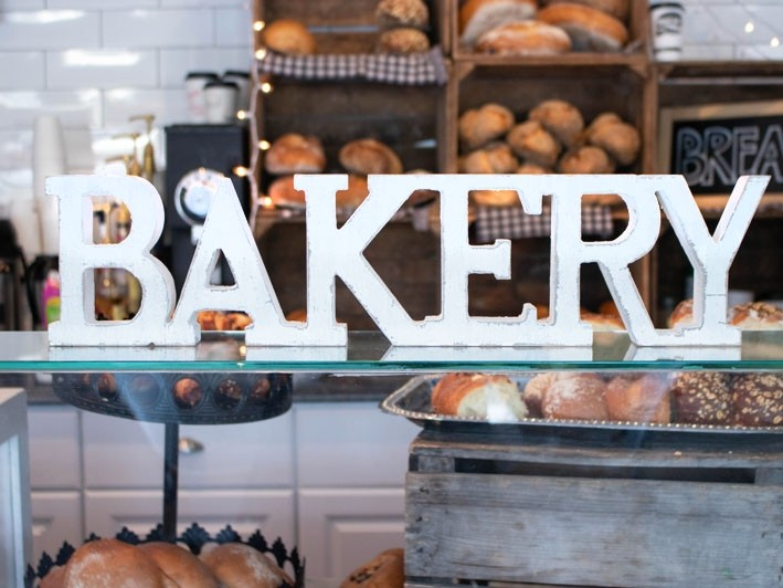 $7 for a $10 Gift Certificate Good Towards Artisan Baked Breads, Cakes, Pastries, and More!