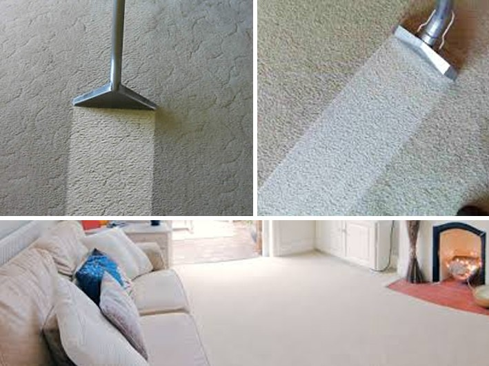 Over 50% Savings - Carpet Cleaning for Three Rooms with Optional Staircase Cleaning or Carpet Deodorizing