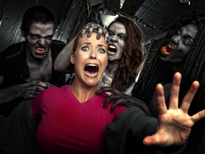 Private Zombie Escape Experience for Four, Six, or Eight by The Original Escape Game LI (Up to 46% Off)