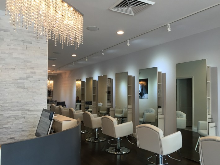 New To Town! $49 for Single Process/Cut and Blow ($120 Value) OR $59 for a Full Highlight ($120 Value)