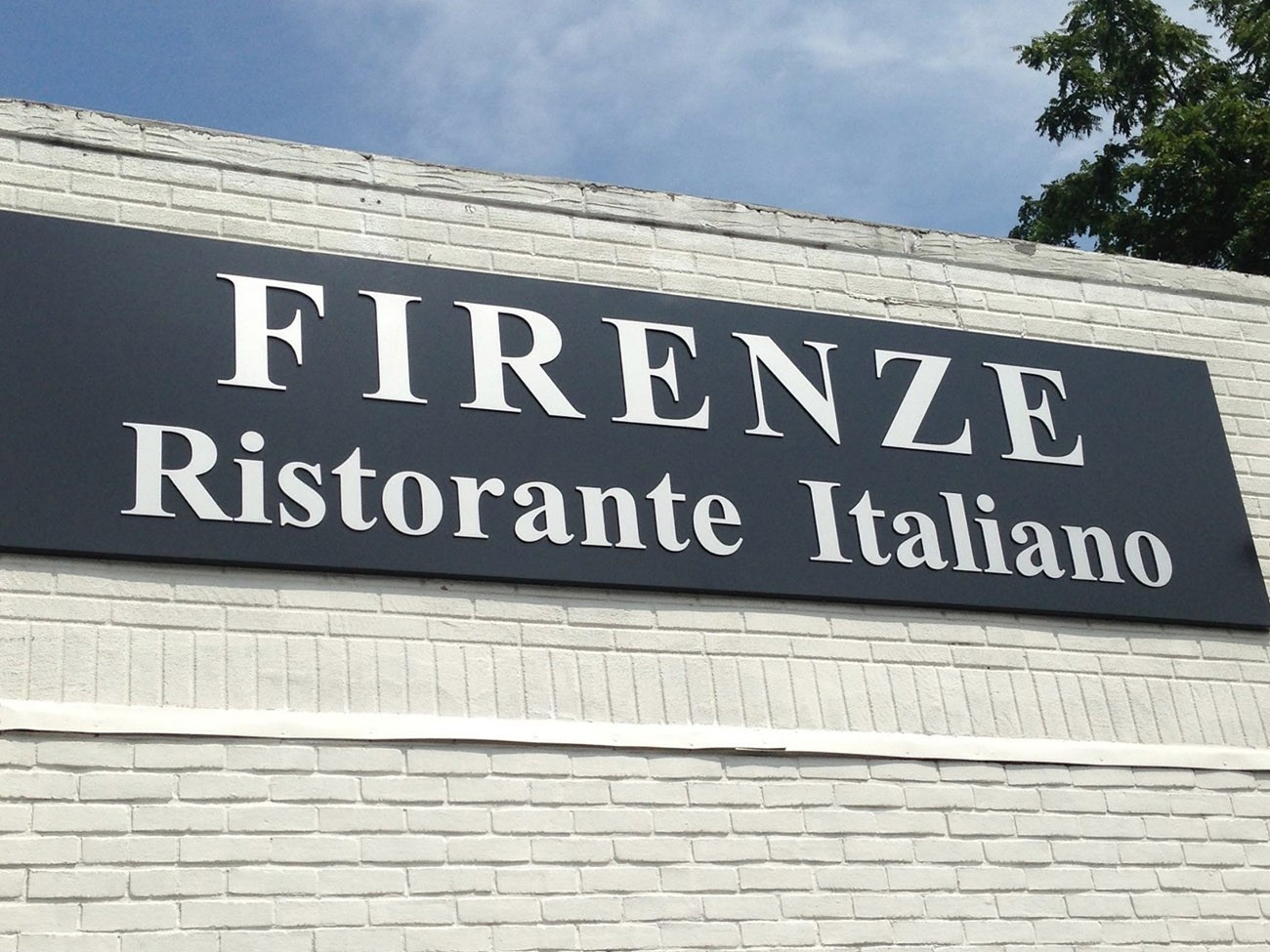 Firenze Ristorante Italiano Wine Dinner Package