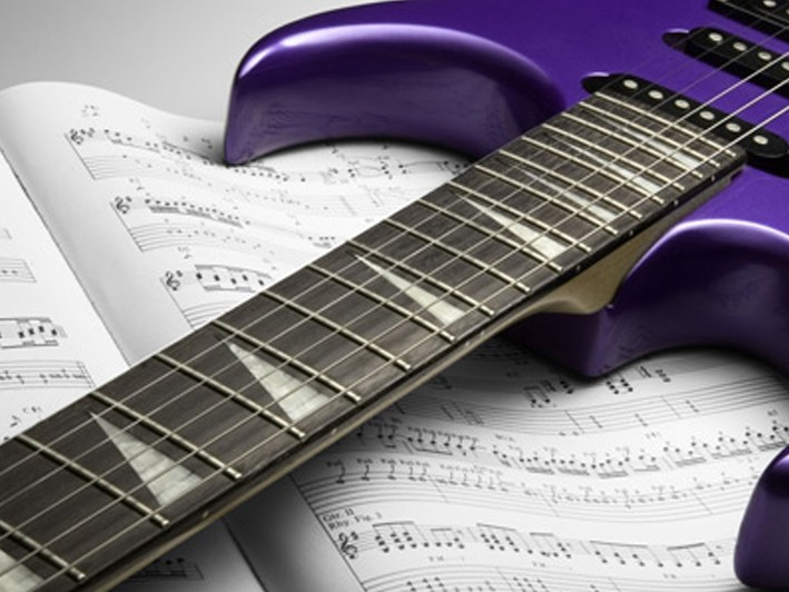 "$49 for (4) Four ""30-Minute"" Guitar or Bass Lessons ($140 Value)"