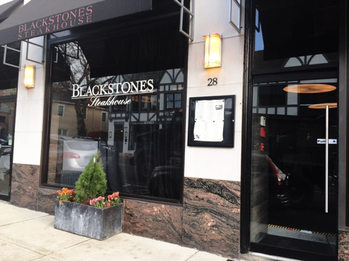 $120 Worth of Food and Drink for $100 at Blackstones Steakhouse, Greenwich