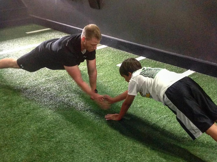 $39 for One Elite 1-on-1 Training Class ($78 Value) OR $59 for One Month of Training Camp ($118 Value)