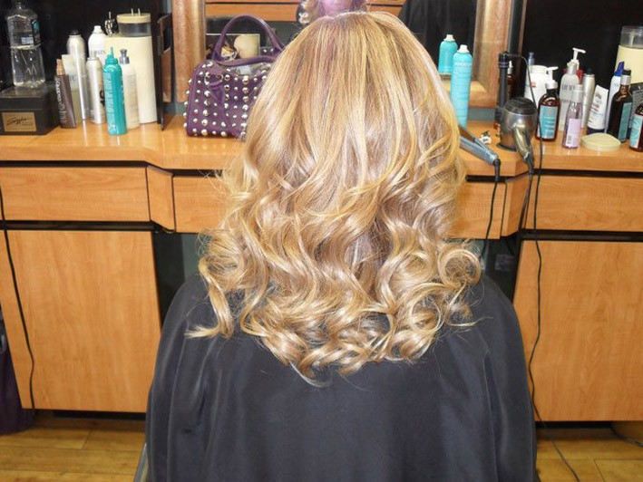 $39 for a Cut, Gloss and Blowout ($105 Value)