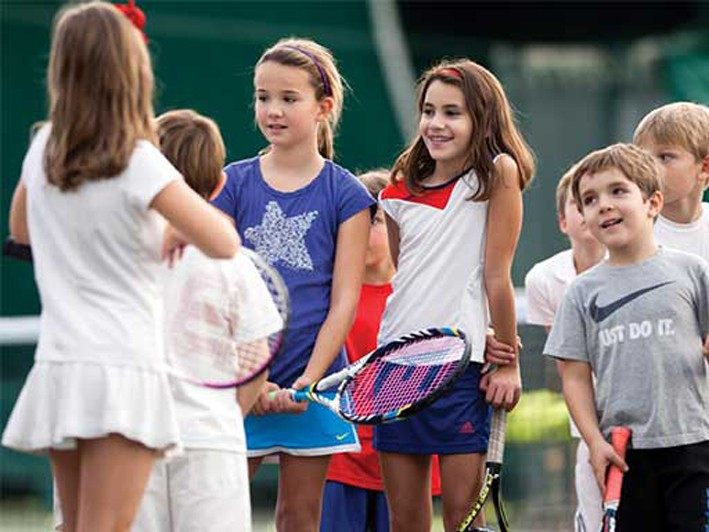 Big Savings on 4 or 5 Day Junior Tennis Camp (ages 6-16) PLUS $75 Bonus Package for FREE (See Description)