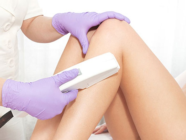 One, Three or Six Laser Hair Removal Treatments for One Location