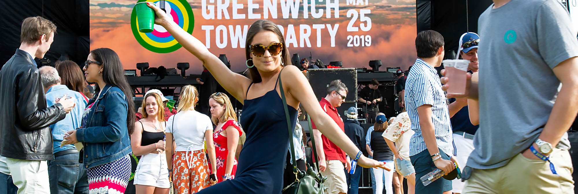 'Photo Gallery: Greenwich Town Party 2019