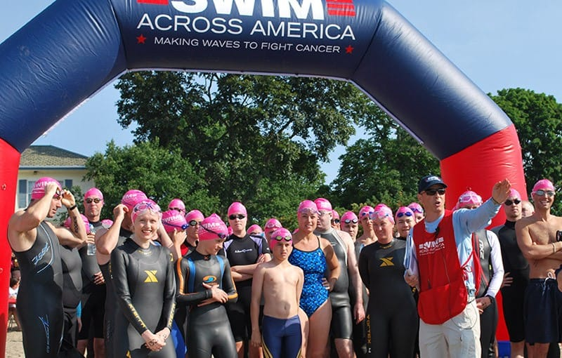 Get Wet With 200+ of your Greenwich-Stamford Neighbors to Help Fight Cancer!