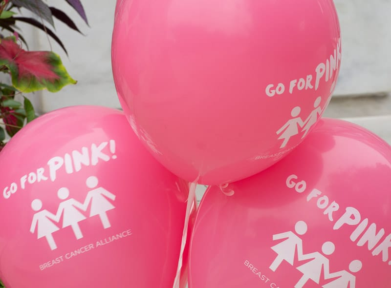 Go For Pink with the Greenwich Breast Cancer Alliance