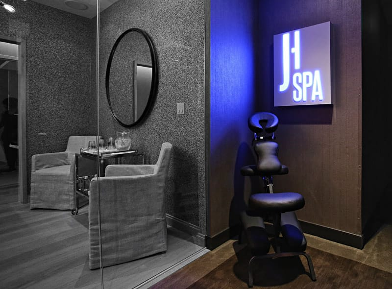 The J House Hotel Spa and Wellness Center