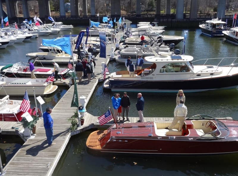 Greenwich Boat Show 2016 - Experience Life on the Water