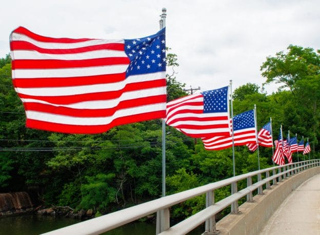 Greenwich Puts Patriotism on Display for the 4th of July