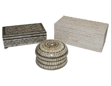 Decorative Box Set of 3