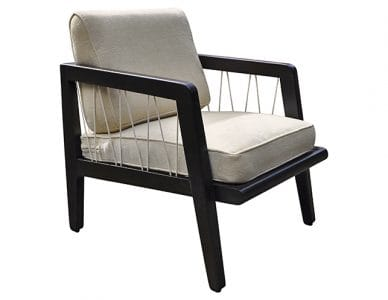 Rare Vintage Edward Wormley for Drexel Lounge Chairs
