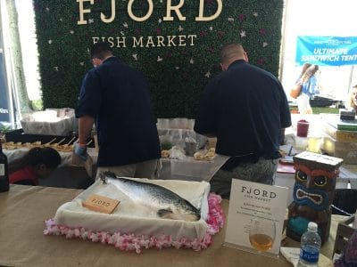 Were You Seen At The 2016 Greenwich Wine Food Festival