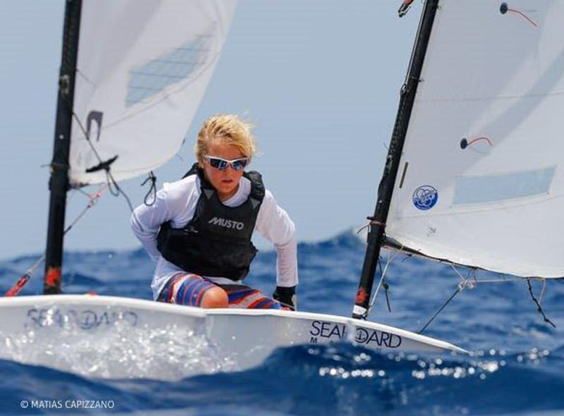 Vote Today to Help a Local Youth Sailor Win a Major Contest
