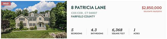 8 Patricia Lane, Cos Cob