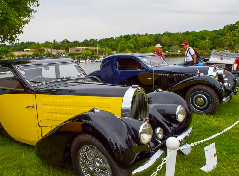 Photo Gallery: Concours d'Elegance 2017