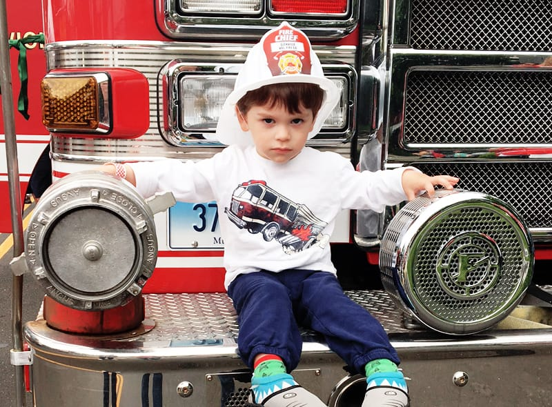 Photo Gallery: Touch a Truck - Sponsored by the Greenwich Junior League