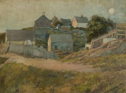 Exhibition - George Wharton Edwards - Bruce Museum Through November 25, 2017