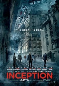 Science on the Silver Screen: Inception