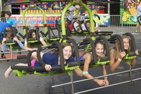 St. Catherine's Carnival of Fun! July 11 - 15