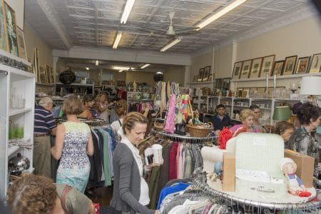 53rd Rummage Room Grand Reopening