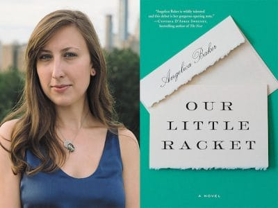 AuthorsLive: 'Our Little Racket' by Angelica Baker