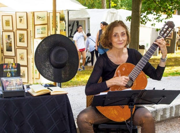 Photo Gallery: 36th Annual Outdoor Arts Festival at the Bruce Museum