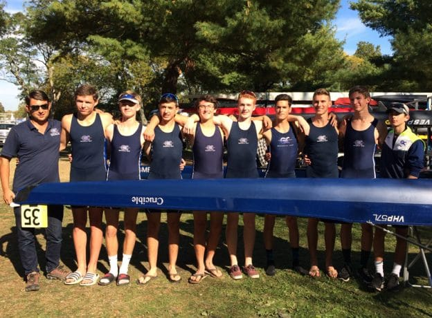 Greenwich Rowers Register Impressive Finishes at 53rd Annual Head of the Charles Regatta