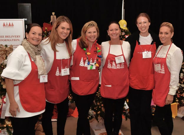 Photo Gallery: Christmas Comes Early as the Junior League of Greenwich Presents The Enchanted Forest