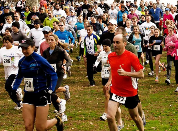Burn Off a Little Thanksgiving Cheer at One of These 2 Greenwich Turkey Trots
