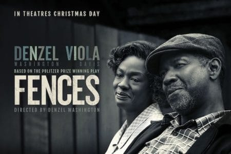 Friends Friday Film 'Fences' at Greenwich Library