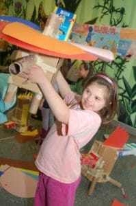 Sunday Science: Space Race Rocket Building at Bruce Museum