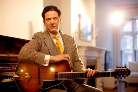 Peterson Concert Series: John Pizzarelli at Greenwich Library
