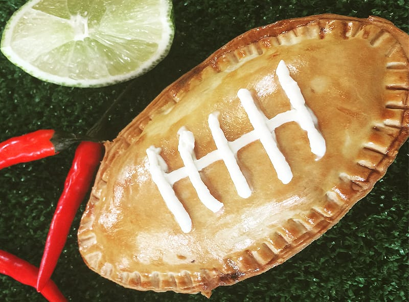 Super Bowl Recipe: End Zone Empanadas | Watson's Catering and Events, Greenwich