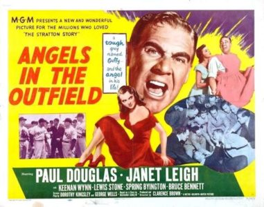Friends Family Film - 'Angels in the Outfield' - Greenwich Library