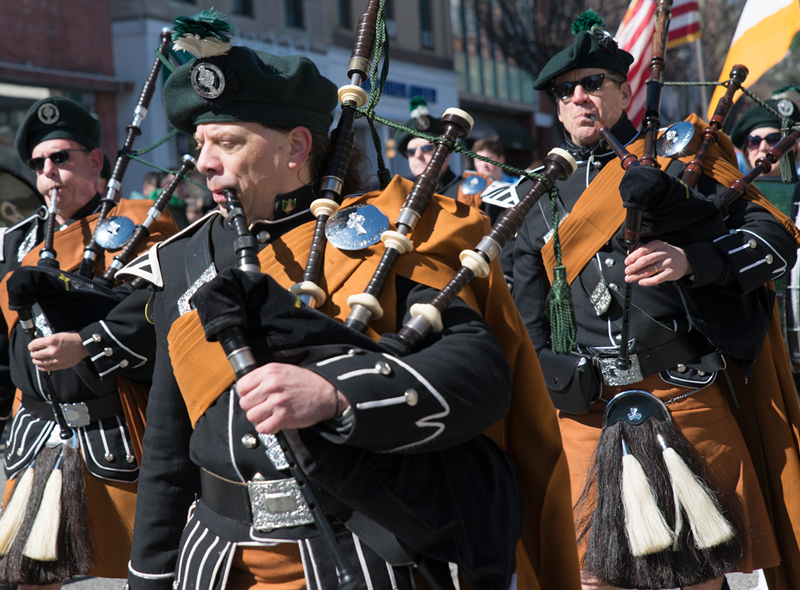 Photo Gallery: 44th Annual St. Patrick's Parade in Greenwich