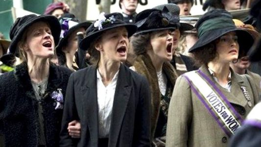 Friends Friday Film - 'Suffragette' - Greenwich Library