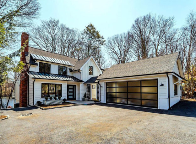 Real Estate: New Modern Farmhouse on the Mianus River