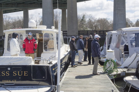 Greenwich Boat Show - April 7 and April 8