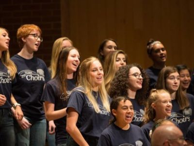 UConn Choirs - From the Old World to the New World