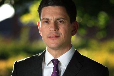AuthorsLive and World Affairs Forum Present - 'Rescue: Refugees and the Political Crisis of Our Time' by David Miliband