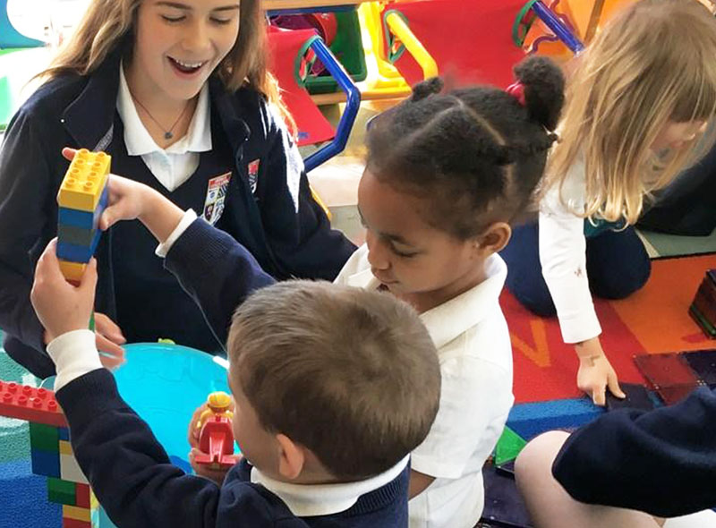 Greenwich Catholic School - The Dougherty Center for Early Learning