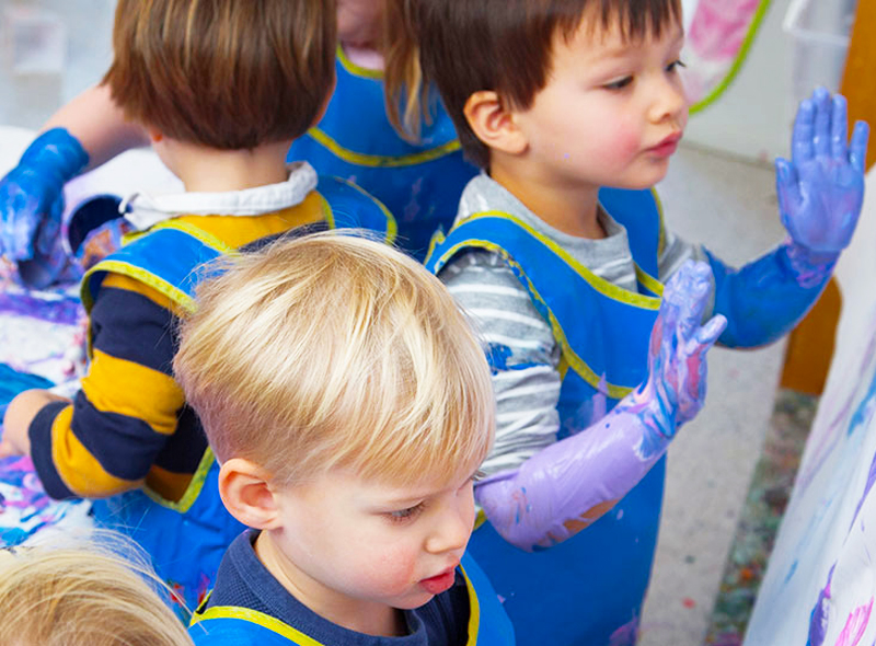 2018 Living Greenwich Preschool Guide