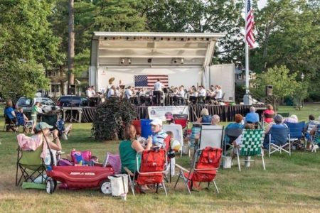 Summer Concert Series - Sound Beach Community Band at Binney Park