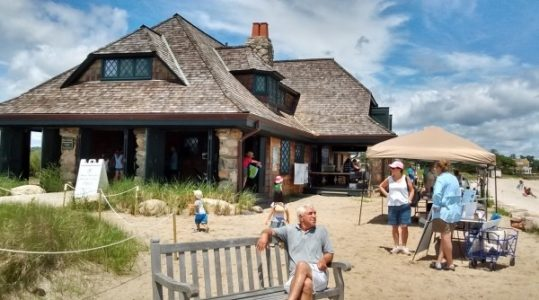 Grand Re-Opening of the Bruce Museum Seaside Center and Greenwich Shellfish Commission's Experience the Sound