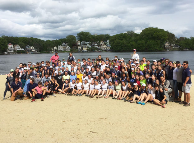Greenwich Crew Men's and Women's Teams Victorious at Northeast Youth Rowing Championships - Now Heading to the Youth National Championships