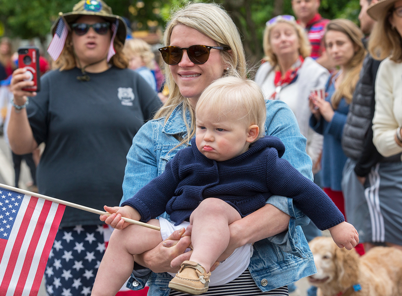 PHOTO GALLERY: 2018 Sound Beach Volunteer Fire Department's Memorial Day Parade